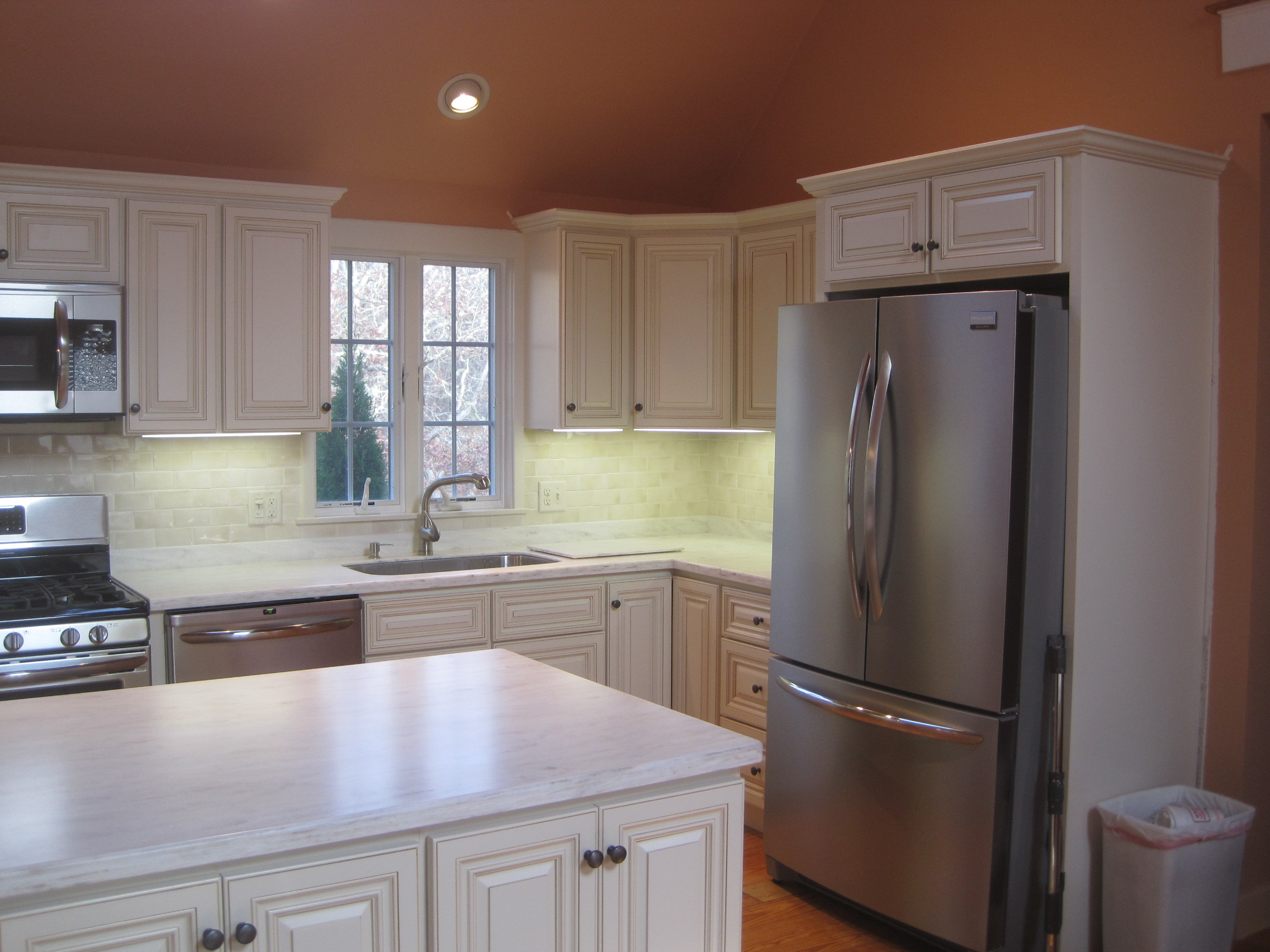 Witch Hazel Corian Kitchen Countertops