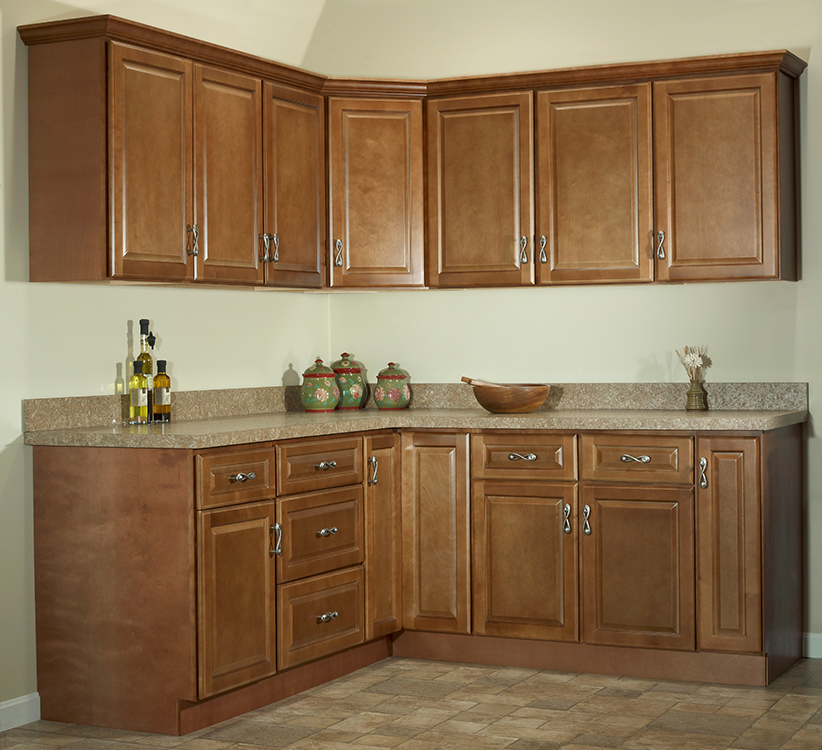 Complete Kitchen Cabinet Packages: Bathroom Vanities For Cape Cod :: Eastham Showroom