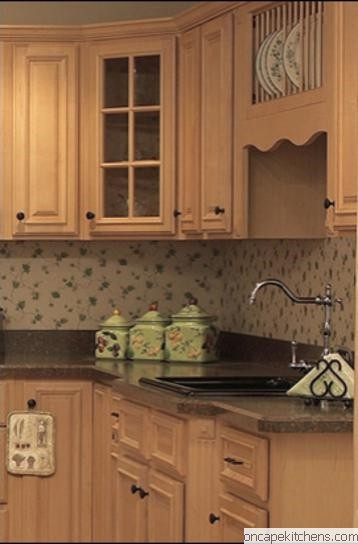 Kitchen cabinet cape cod 19 for Cape cod style kitchen cabinets