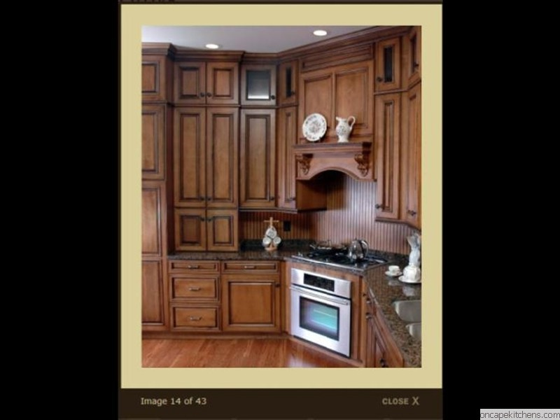 P 0006 for Cape cod style kitchen cabinets