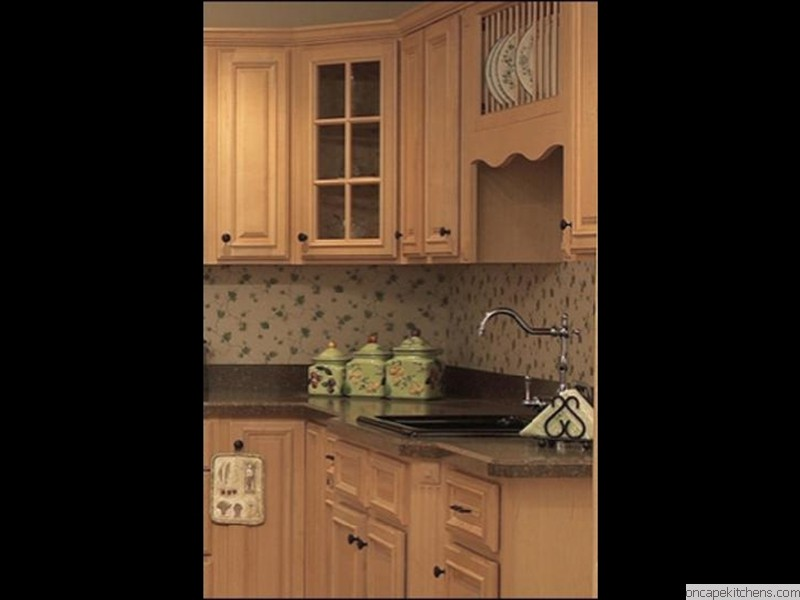 P 0011 for Cape cod style kitchen cabinets